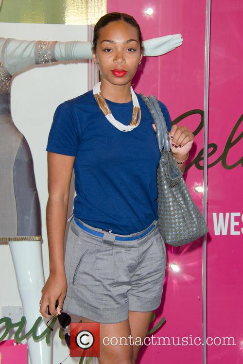 zaraah abrahams celebboutique store launch party 3782367