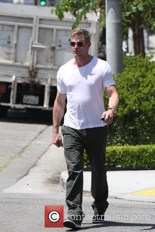 Eric Dane out and about in Hollywood