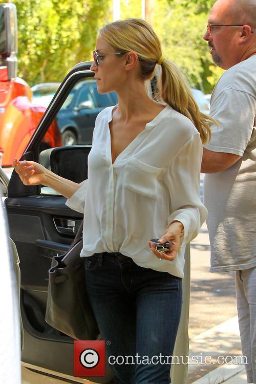 Kristin Cavallari arrives to the set of 'The...