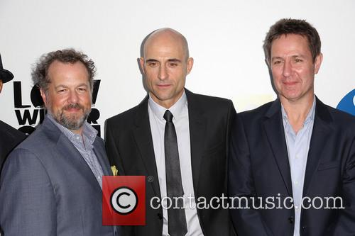 David Costabile, Mark Strong and Chris Mundy 2