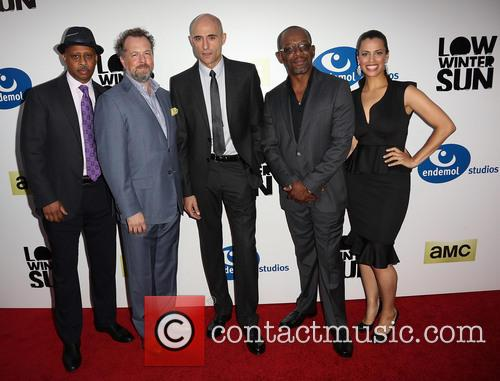 ruben santiago hudson david costabile mark strong lennie james athena karkanis los 3781745