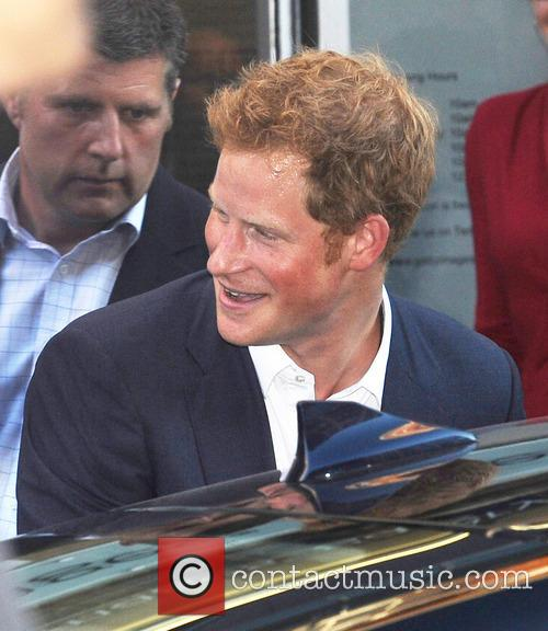 prince harry prince harry leaves getty images 3781274