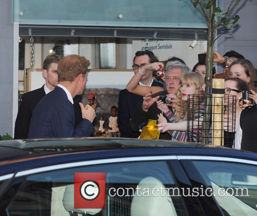 prince harry prince harry leaves getty images 3781279