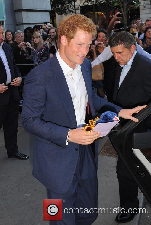 prince harry prince harry leaves getty images 3781626