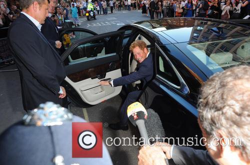 Prince Harry, Mayfair