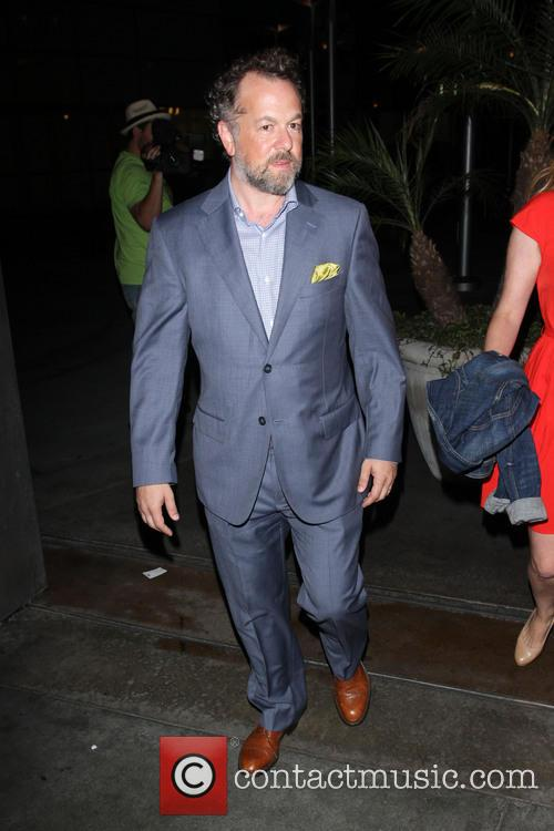 David Costabile outside of ArcLight Cinemas in Hollywood
