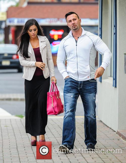 Jenni 'Jwoww' Farley and fiance Roger Matthews out...