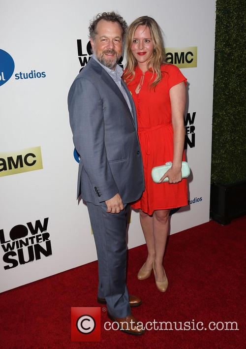 David Costabile and Eliza Baldi 5