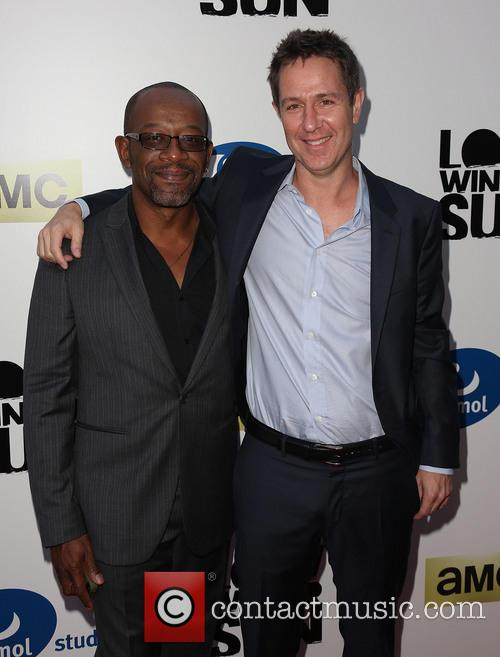 Lennie James and Chris Mundy 3