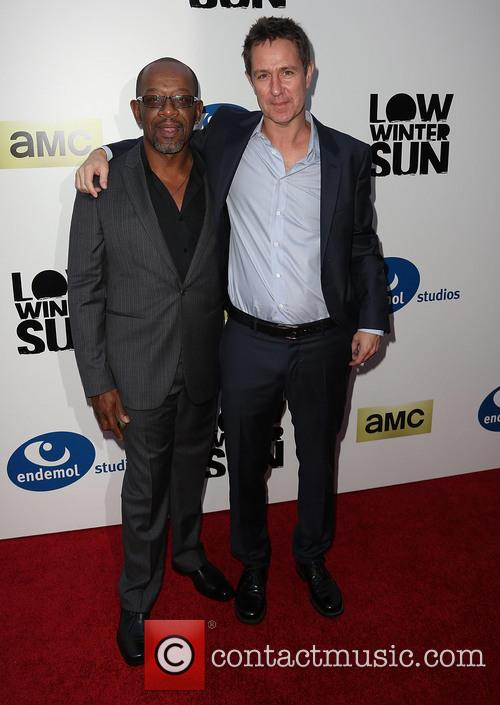 Lennie James and Chris Mundy 7