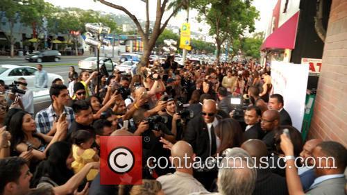 Priyanka Chopra and Crowd 3