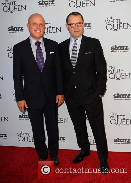 Chris Albrecht and Colin Callender