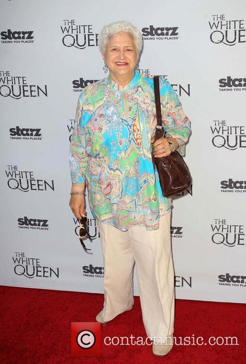 'The White Queen' Launch - Arrivals