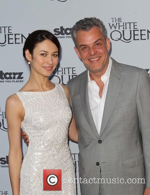 Olga Kurylenko and Danny Huston 4