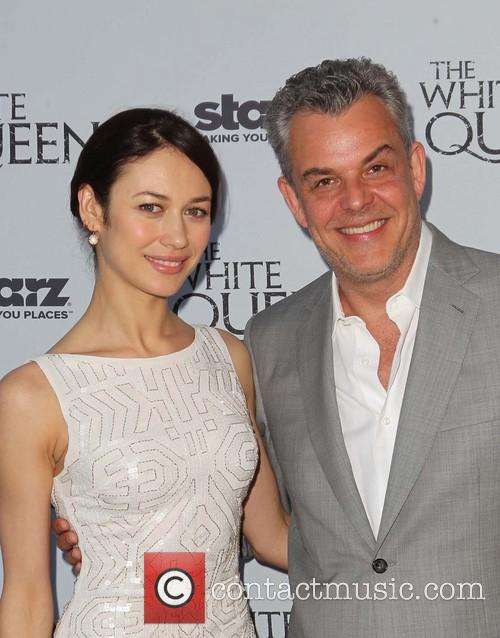 Olga Kurylenko and Danny Huston 8