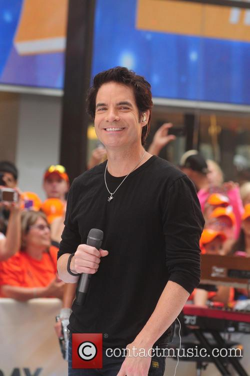 Train performs on NBC's 'Today'
