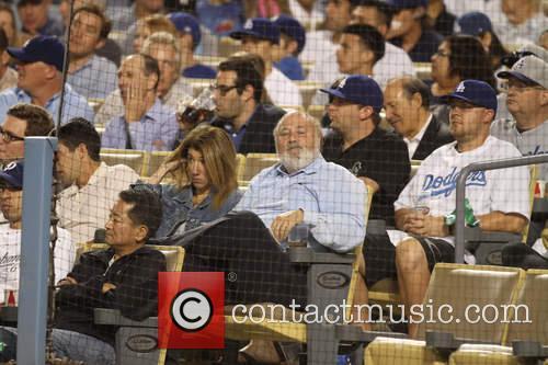Rob Reiner, Dodger Stadium