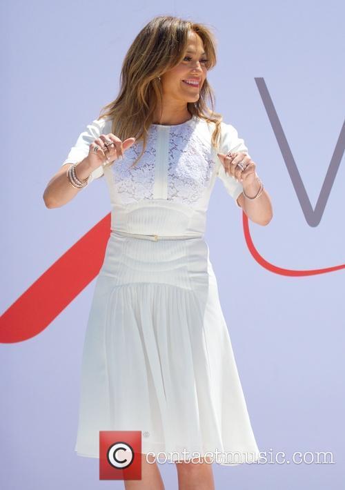 Viva Movil By Jennifer Lopez flagship store opening