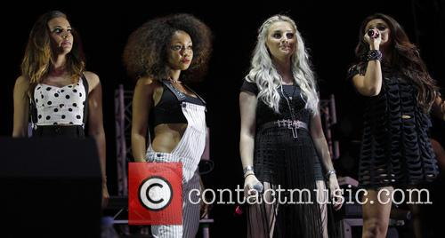 Liitle Mix, Perrie Edwards, Jade Thirlwall, Jesy Nelson and Leigh-anne Pinnock 4