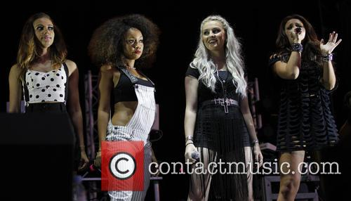 Liitle Mix, Perrie Edwards, Jade Thirlwall, Jesy Nelson and Leigh-Anne Pinnock 6