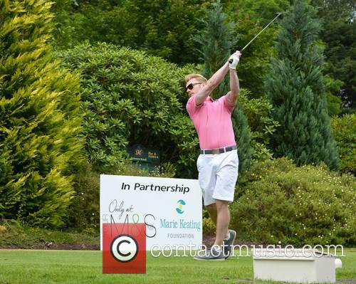 Ronan Keating Golf Classic 2013