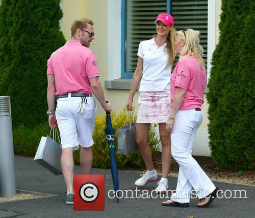 Ronan Keating, Storm Uechtritz and Linda Keating 5