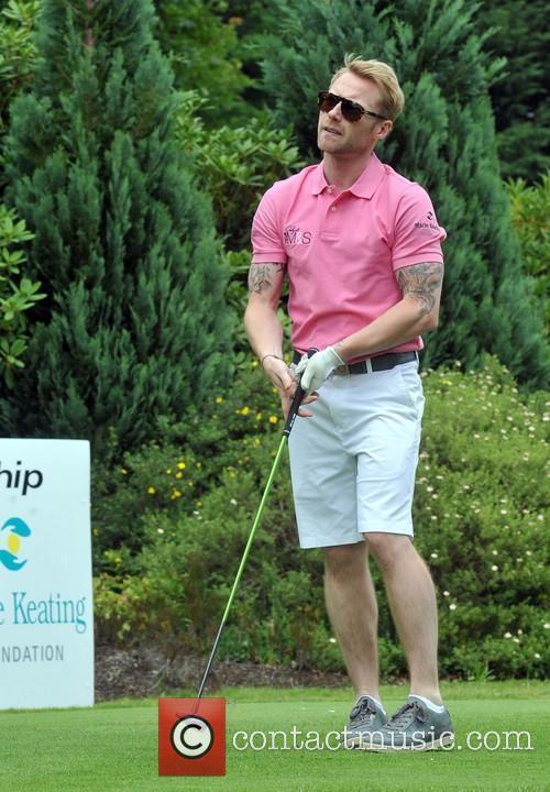 ronan keating ronan keating golf classic 2013 3782682