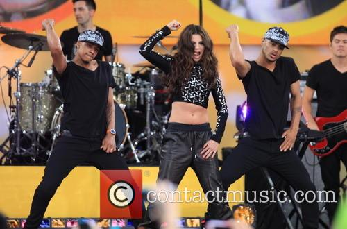 Selena Gomez, Rumsey Play Field Central Park, Central Park