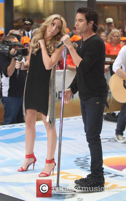 Pat Monahan and Ashley Monroe 7