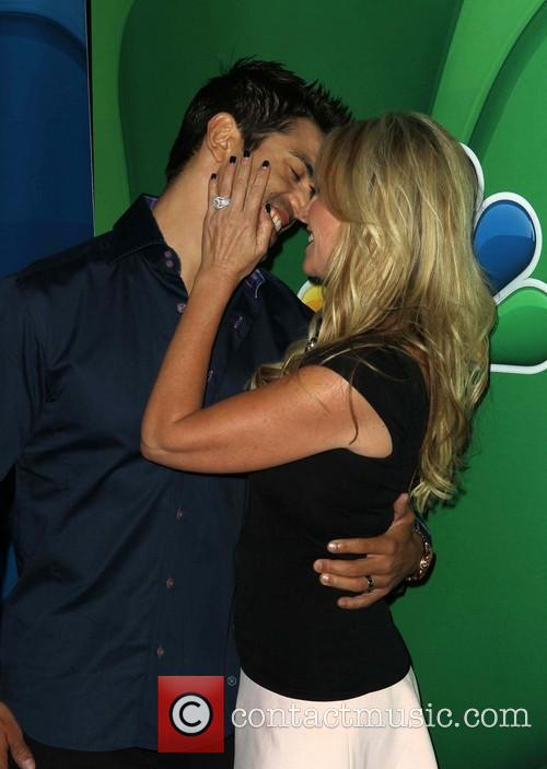 Eddie Judge and Tamra Barney 6