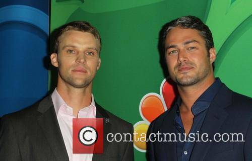 Jesse Spencer and Taylor Kinney 4