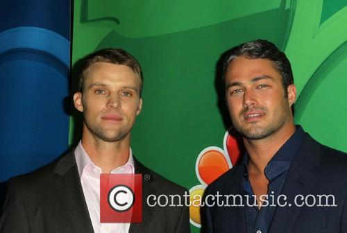 Jesse Spencer and Taylor Kinney 6