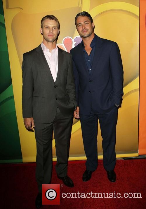 Jesse Spencer and Taylor Kinney 7
