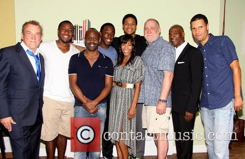 Des Mcanuff, Anthony Gaskins, K. Todd Freeman, Jeremy Tardy, Ray Fisher, Nikki M. James, Richard Masur, John Earl Jelks and Will Power