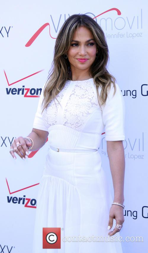 Viva Movil By Jennifer Lopez flagship store opening