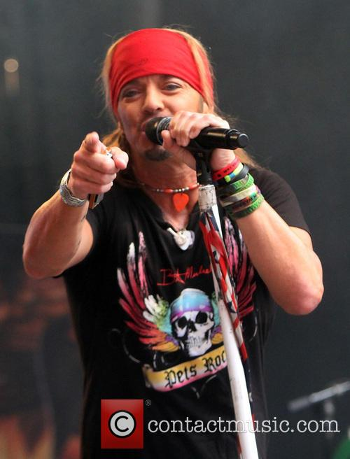 Poison frontman Bret Michaels