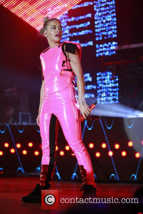 Rita Ora, Global Gathering