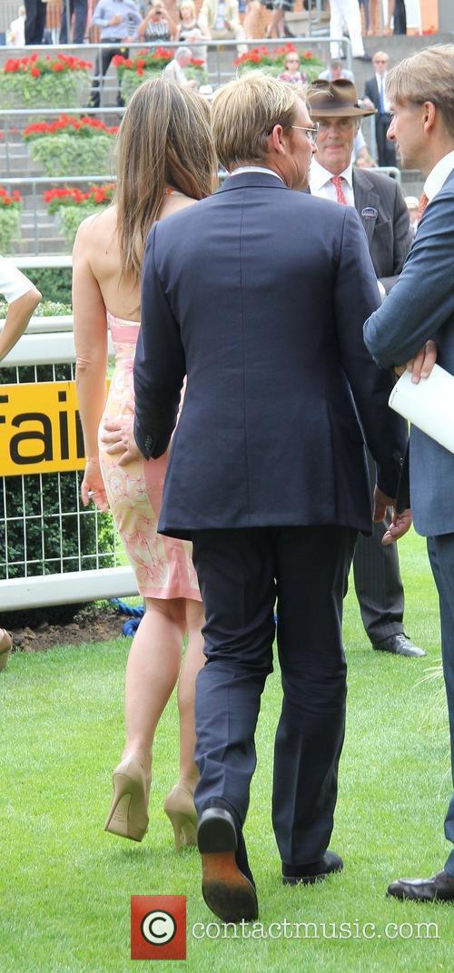 Elizabeth Hurley and Shane Warne 11