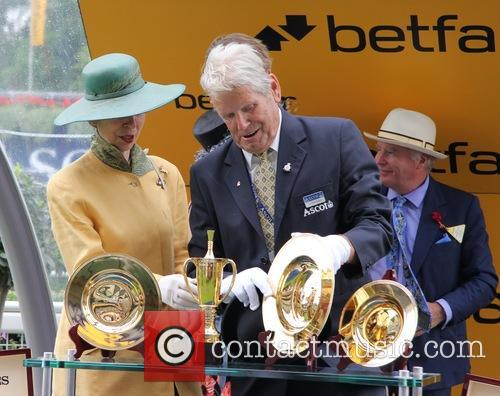 The King George VI and Queen Elizabeth Stakes at Ascot racecourse