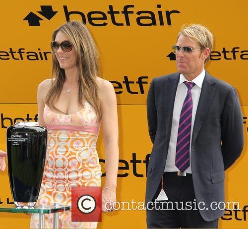Elizabeth Hurley and Shane Warne 28