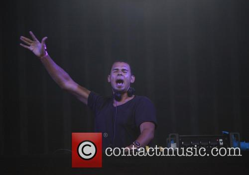 Afrojack and Nick van de Wall 6