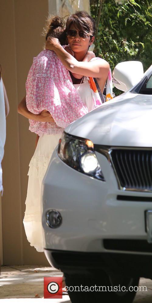 Halle Berry, Nahla Aubry