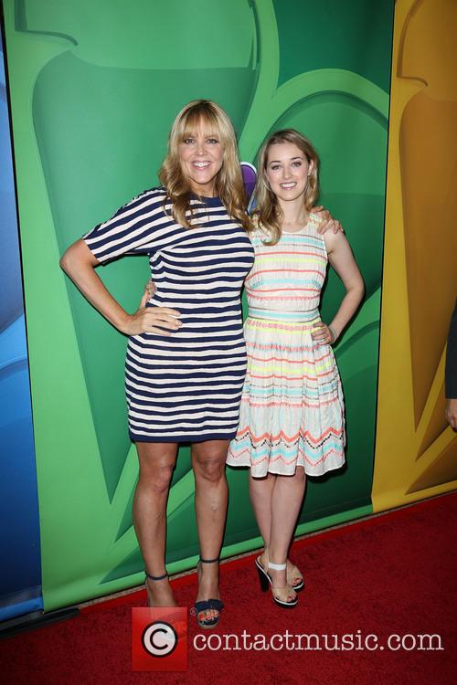 Mary Mccormack and Ella Rae Peck 3