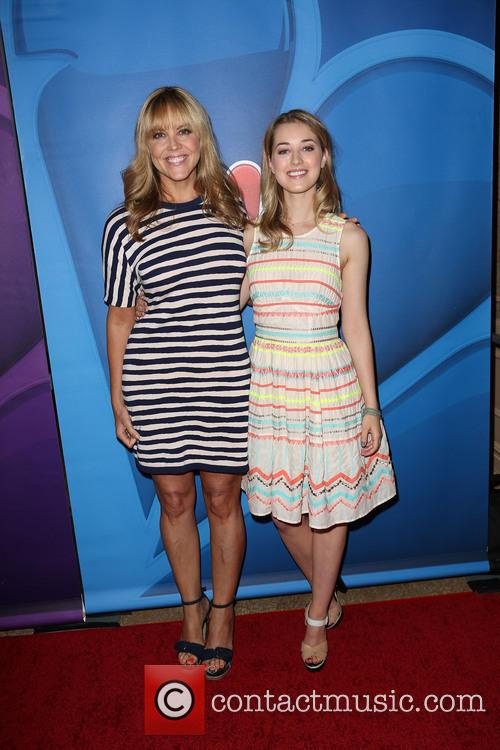Mary Mccormack and Ella Rae Peck 5
