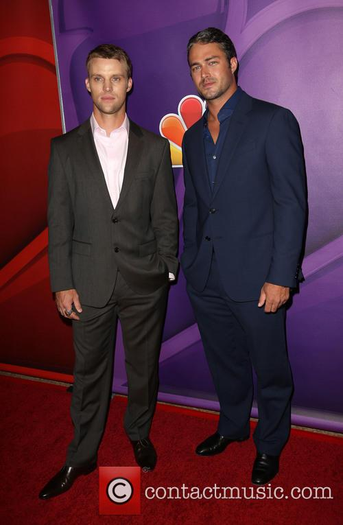 Jesse Spencer and Taylor Kinney 5