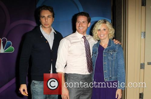 Dax Shepard, Sam Jaeger and Monica Potter 2