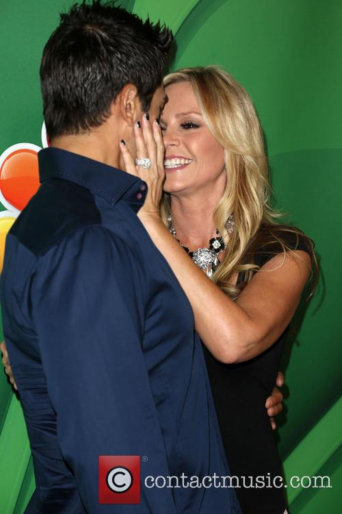 Eddie Judge and Tamra Barney 12