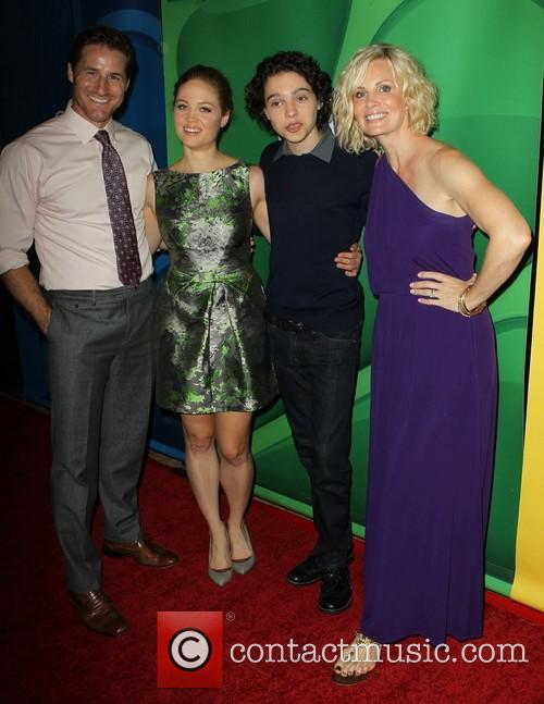 Sam Jaeger, Erika Christensen, Max Burkholder and Monica Potter 5