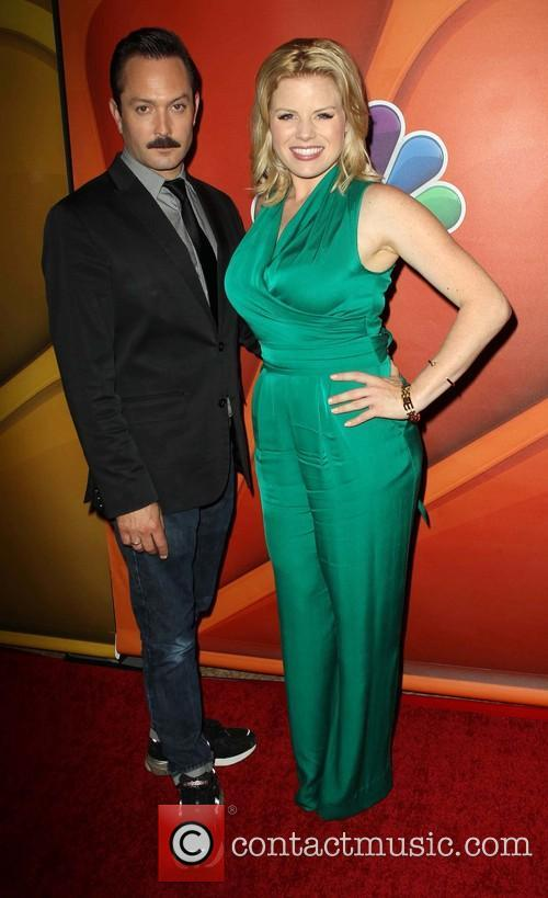 Thomas Lennon and Megan Hilty 2