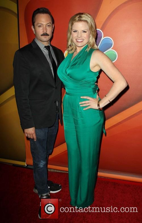 Thomas Lennon and Megan Hilty 6